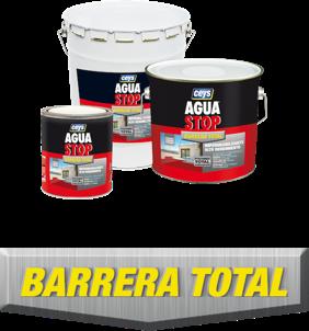 AGUA STOP BARRERA TOTAL